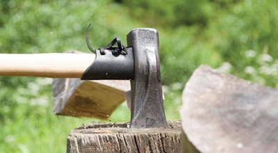 Tipps Holz spalten