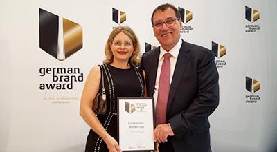 Krumpholz German Brand Award 2017