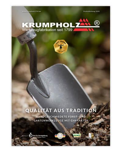 Krumpholz Katalog 2020
